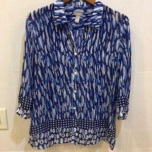 8eb16a0a Chico's Button Down Shirts for Women | Poshmark